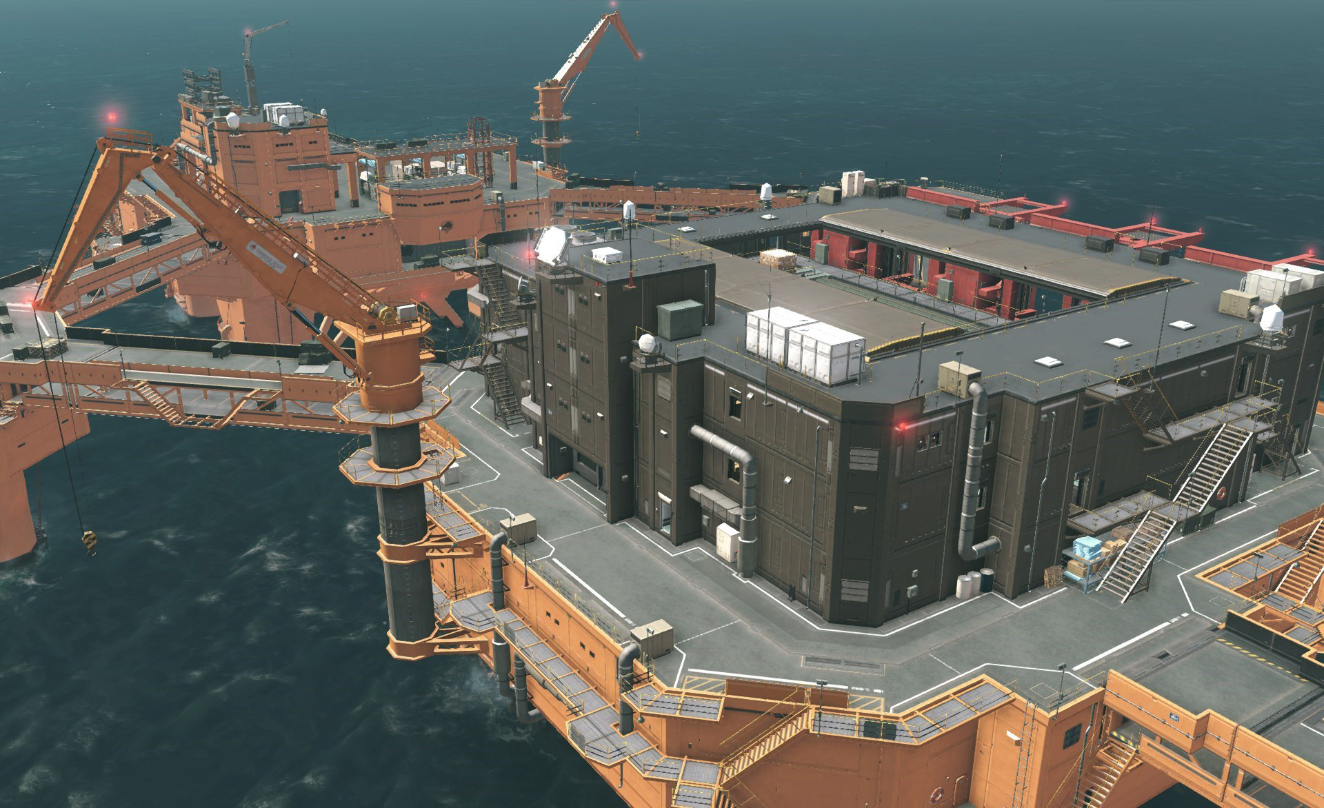 Metal-Gear-Online-Map-Coral-Complex-1