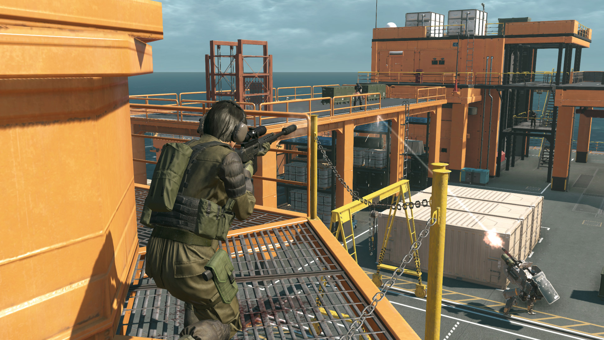 Metal-Gear-Online-Map-Coral-Complex-3