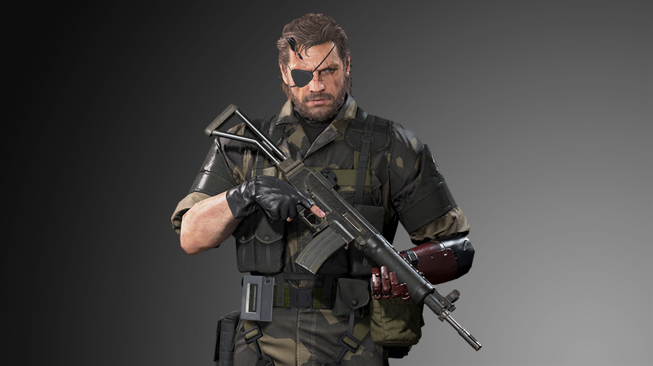 Metal-Gear-Online-Unique-Character-Snake