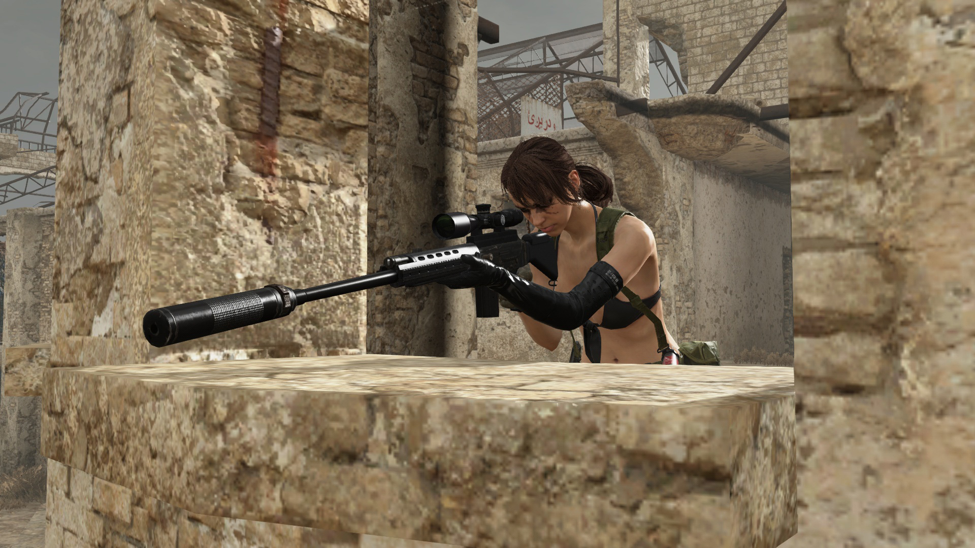 Metal-Gear-Online-DLC-Quiet-2