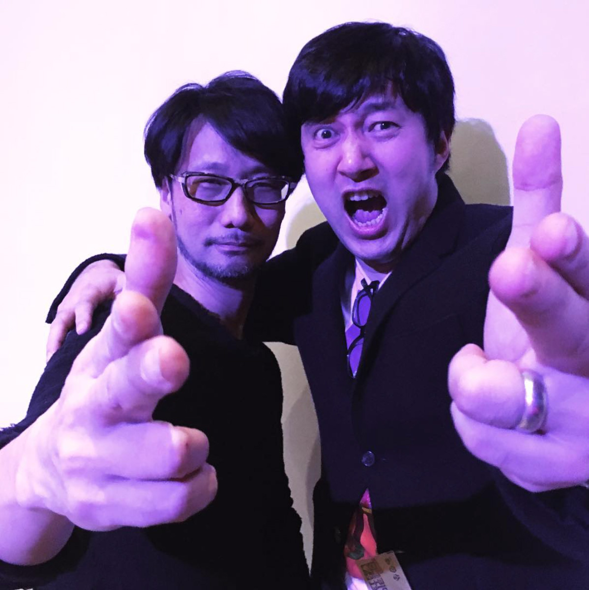 No More Heroes - Restrospective 5 - Hideo Kojima et Suda 51