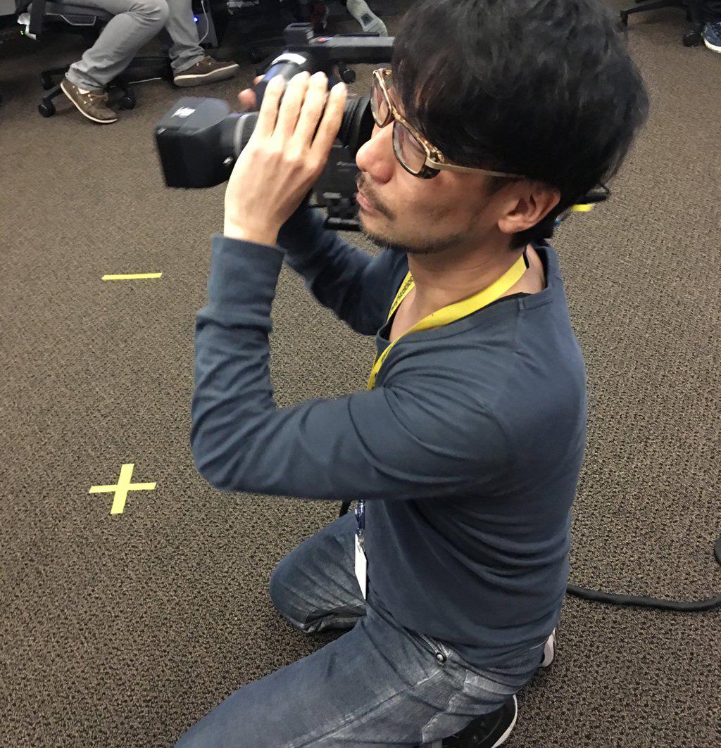 """""""Hideo Kojima of Today"""" - Ayako"""