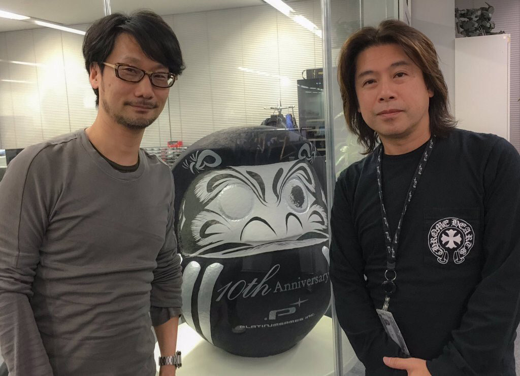 Kojima-Visits-Platinum-Games-4