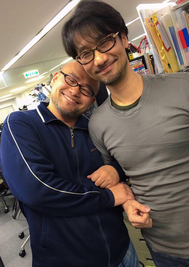 """""""With Kamiya-san."""""""
