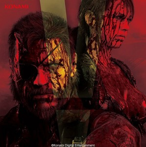 Metal Gear Solid V The Lost Tapes Cover Art