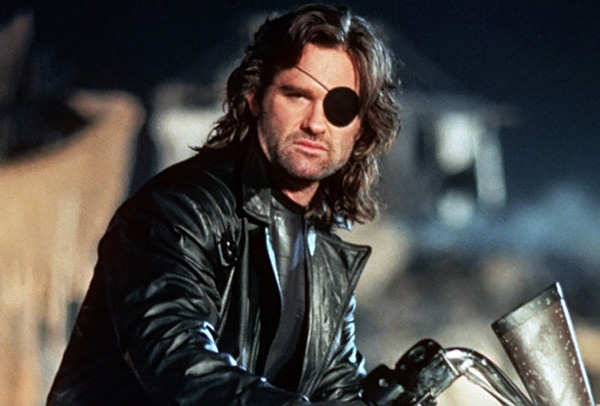 Snake Plissken in Escape from New York (1981)