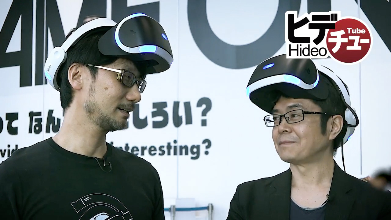HideoTube-3-Kojima-and-Yano-PlayStation-VR