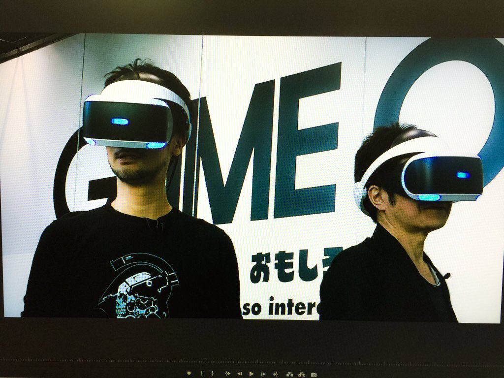 """Hideo Tube episode 3, coming up around the next weekend."" - Kojima"