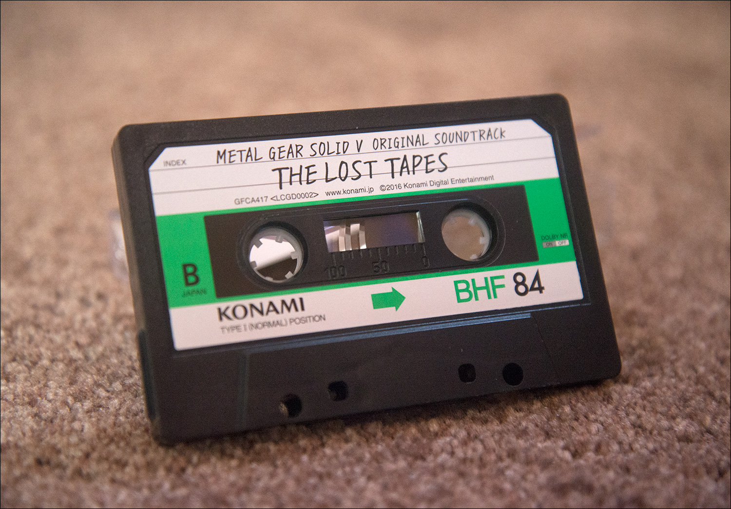 Metal-Gear-Solid-V-The-Lost-Tapes-Cassette-Tape-1