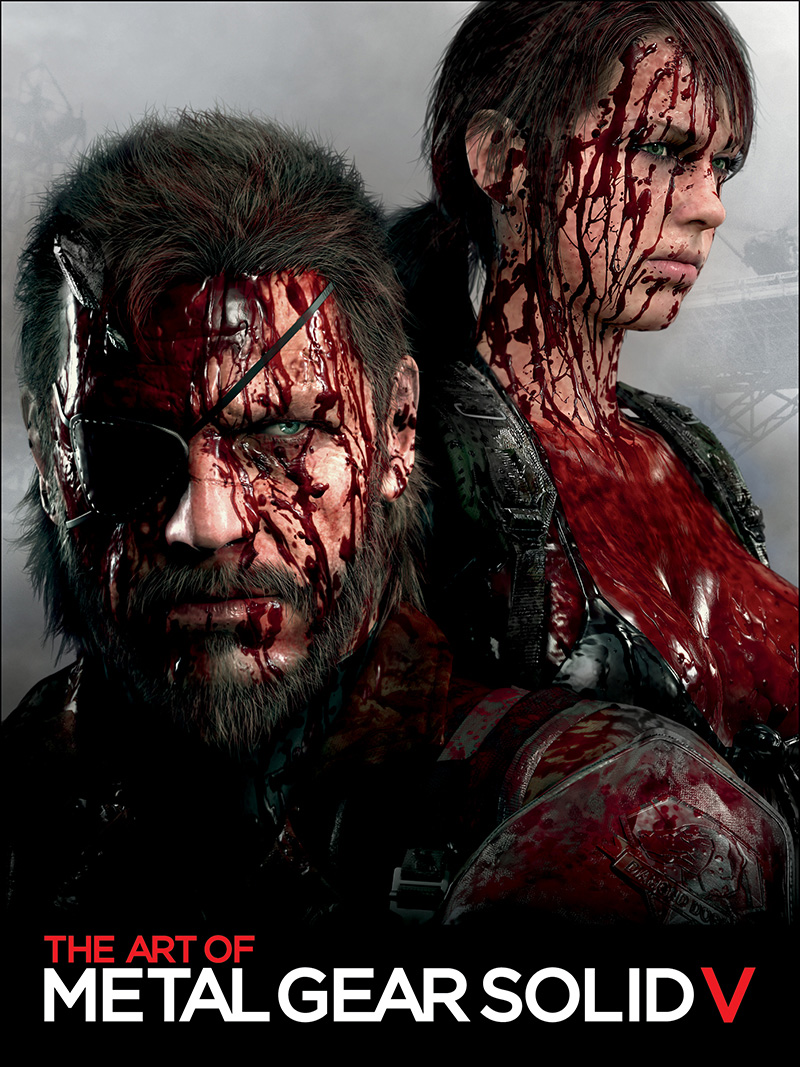 The-Art-of-Metal-Gear-Solid-V-Cover