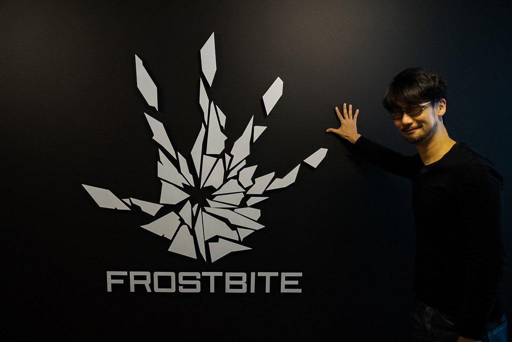 """FROSTBITE!"""