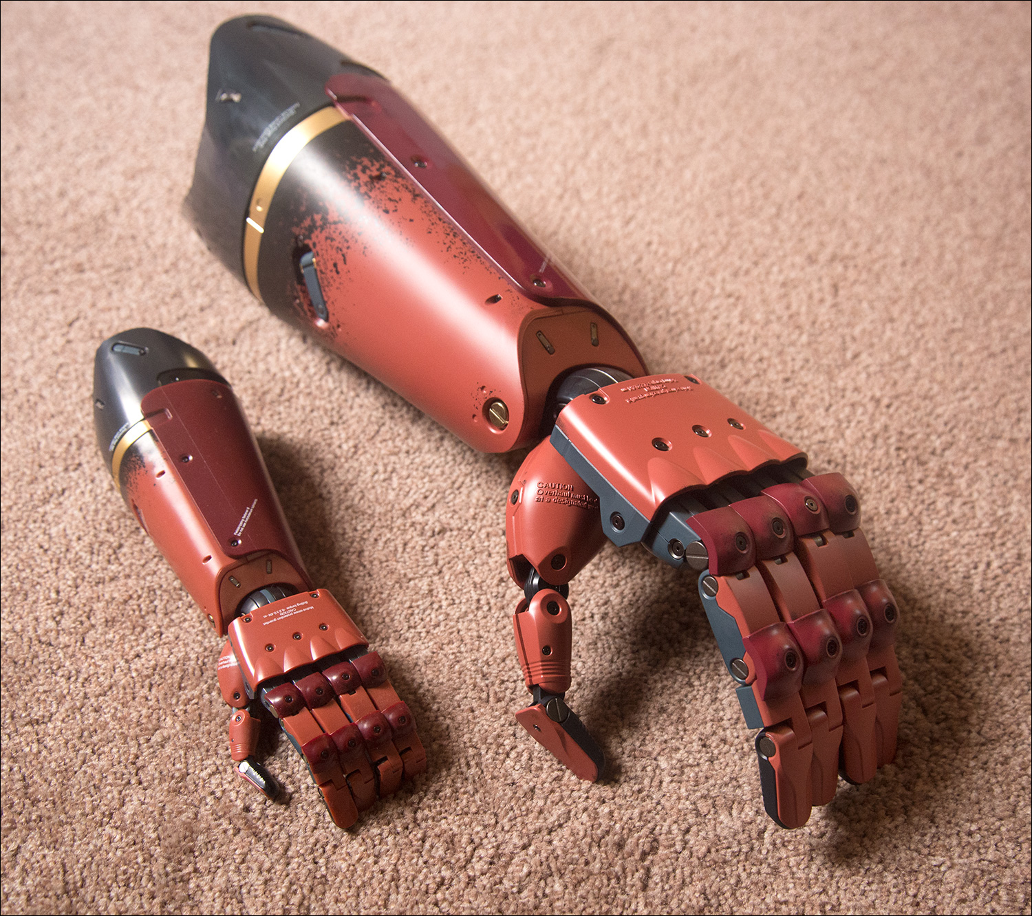 MGSV-Bionic-Arms-Compared