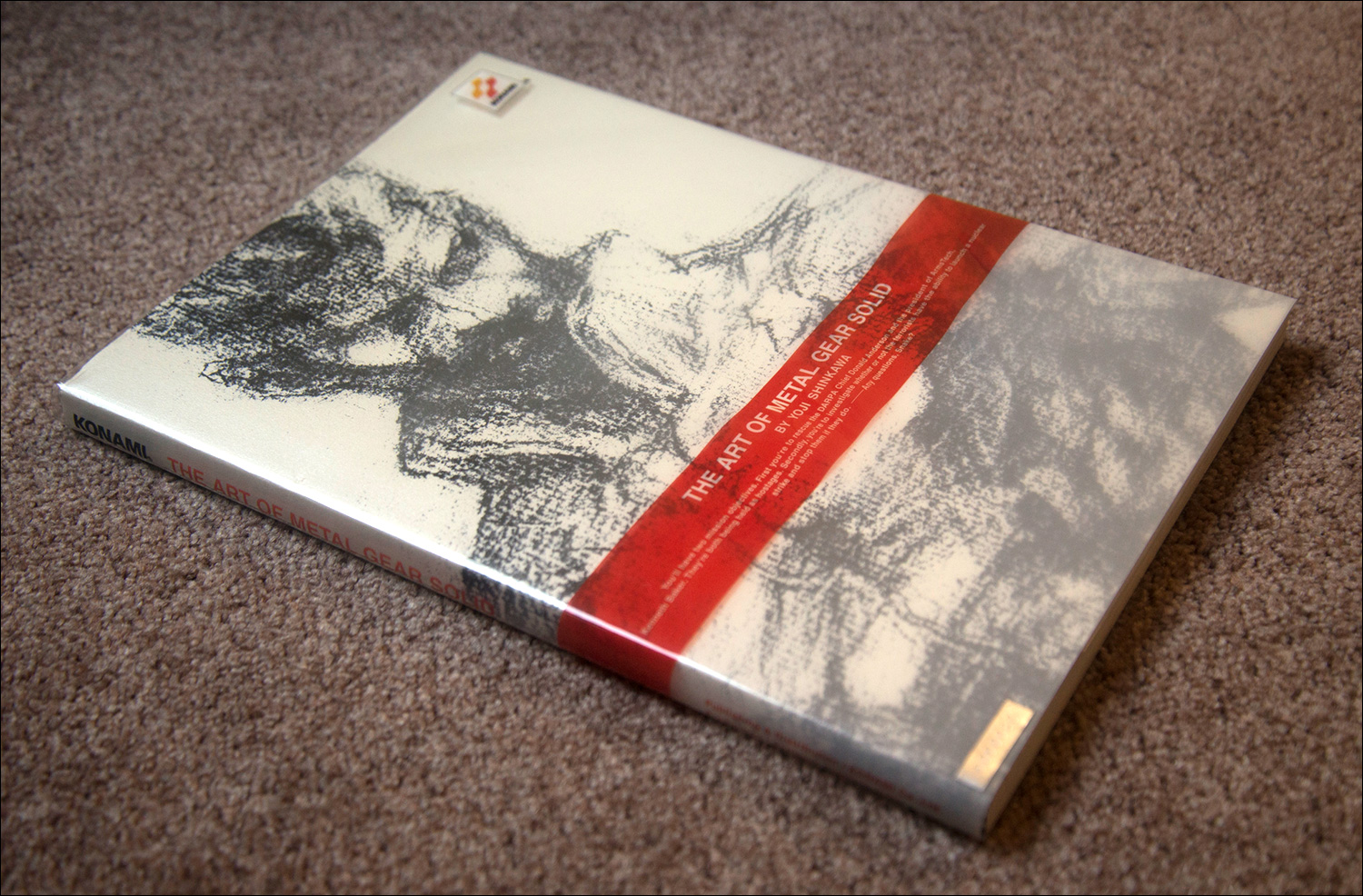 The-Art-of-Metal-Gear-Solid-Book
