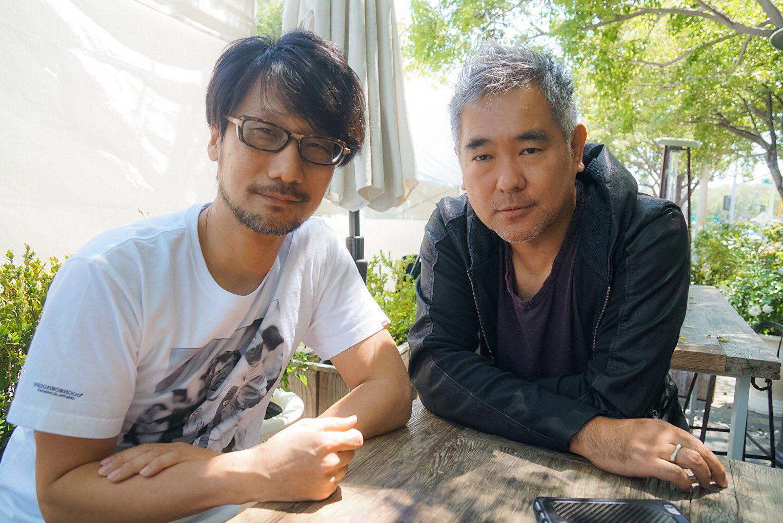 Hideo-Kojima-and-Ryuhei-Kitamura-June-2016