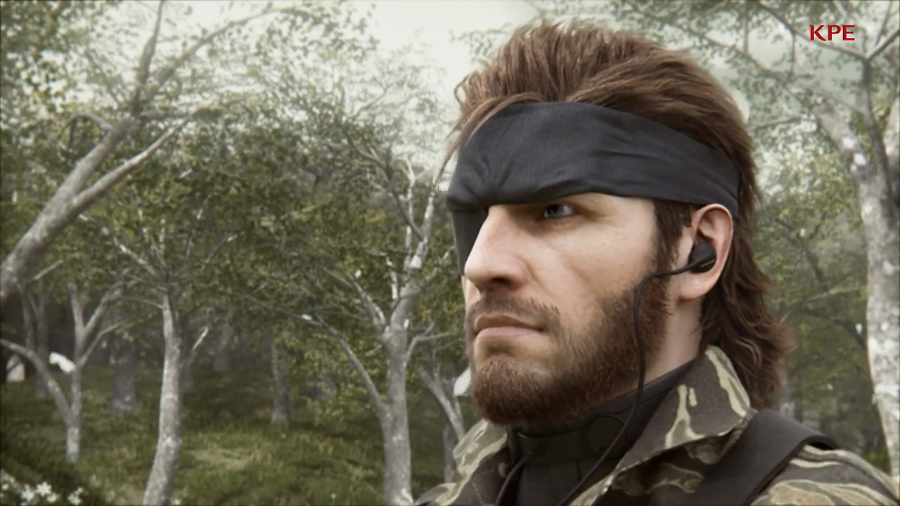 how tall is mgs snake