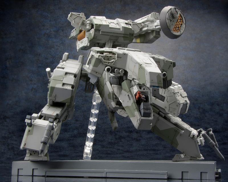 Metal-Gear-Rex-Kotobukiya-14