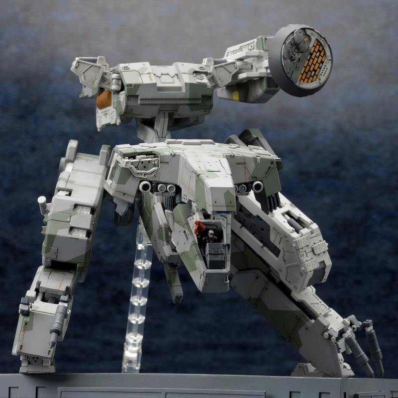 Metal-Gear-Rex-Kotobukiya-7