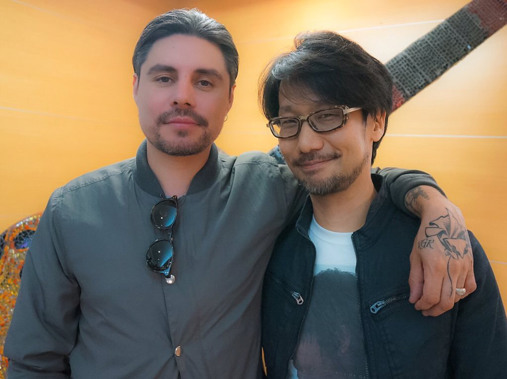 Ryan-Karazija-and-Hideo-Kojima