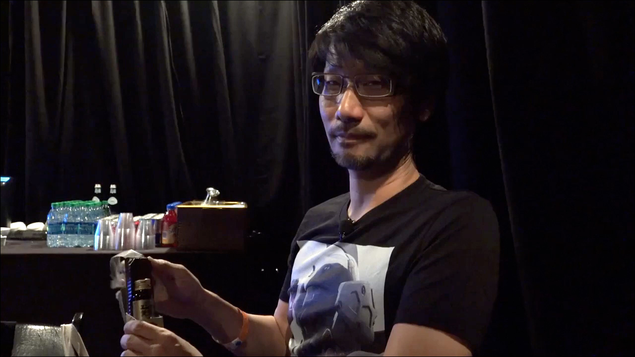 HideoTube-4-Sony-E3-Conference-Backstage
