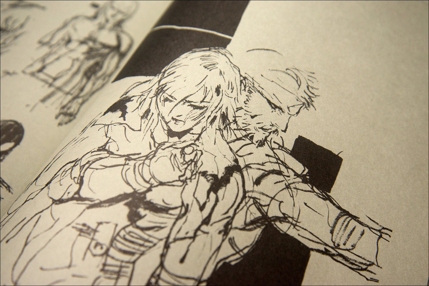 The-Art-of-Metal-Gear-Solid-2-Snake-Rescues-Raiden
