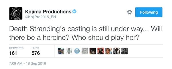 kojipro-twitter-death-stranding-casting-under-way