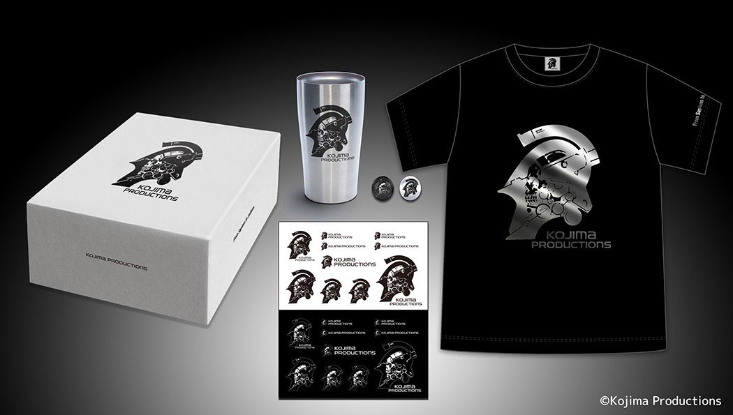 Kojima Productions Goods Set Limited Edition