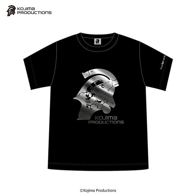 Kojima Productions Logo T-Shirt Limited Edition