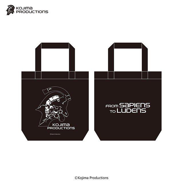 Kojima Productions Tote Bags