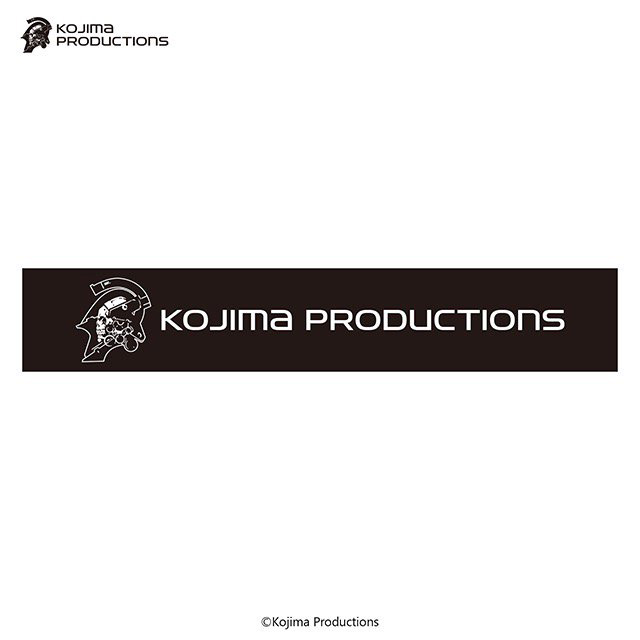 Kojima Productions Muffler Towel