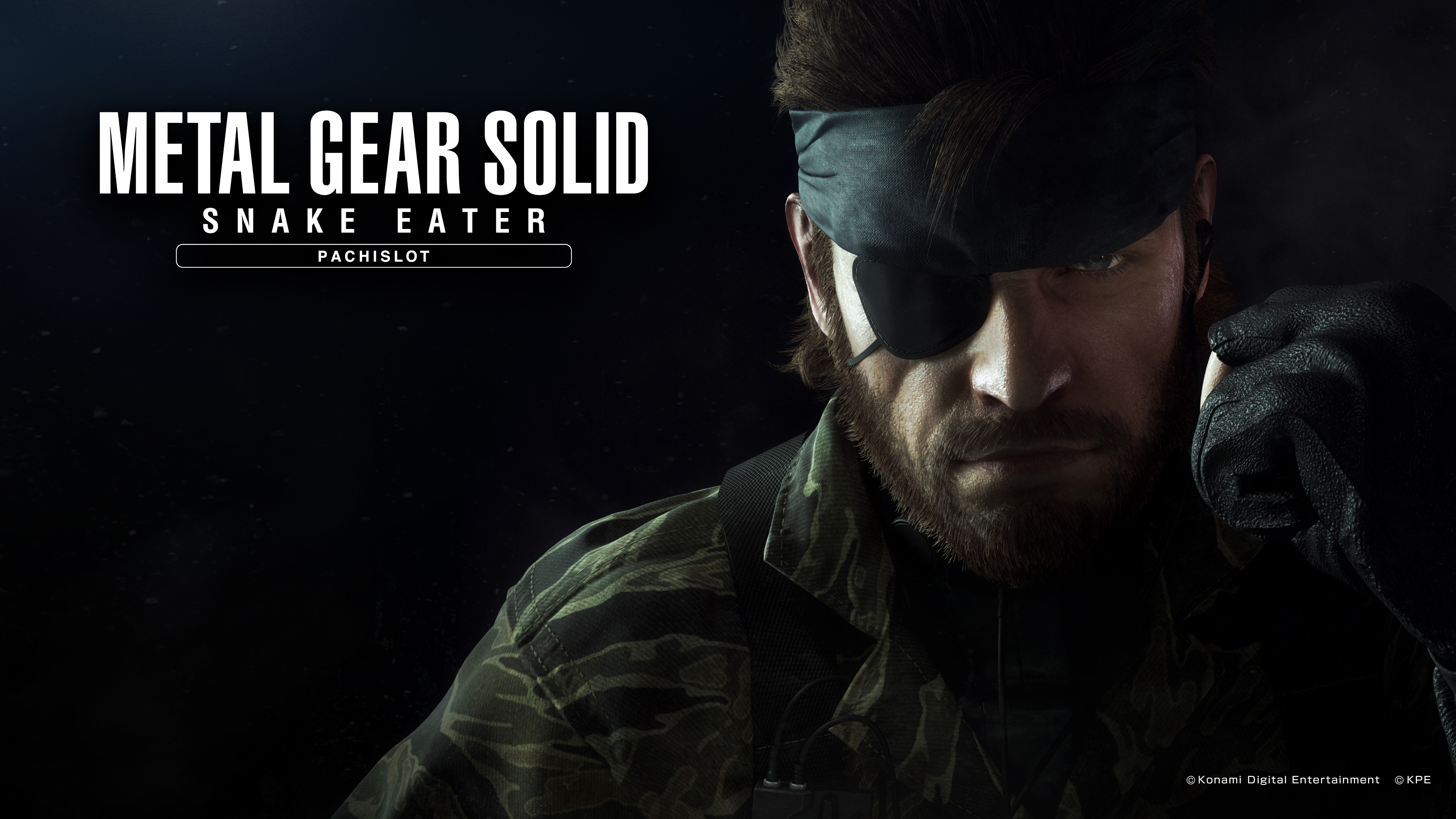 MGS Snake Eater Pachislot Wallpaper PC 1