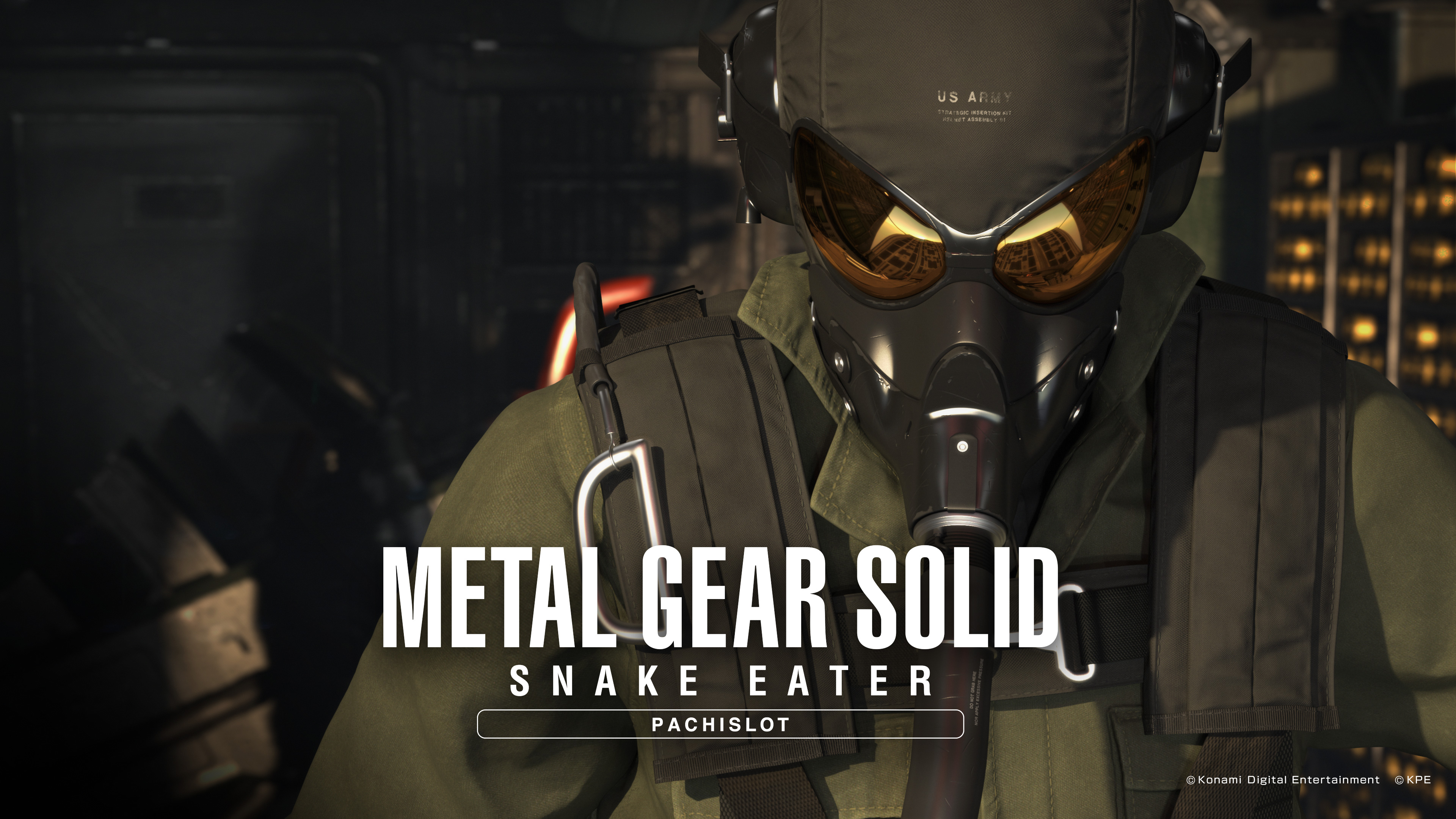 MGS Snake Eater Pachislot Wallpaper PC 3