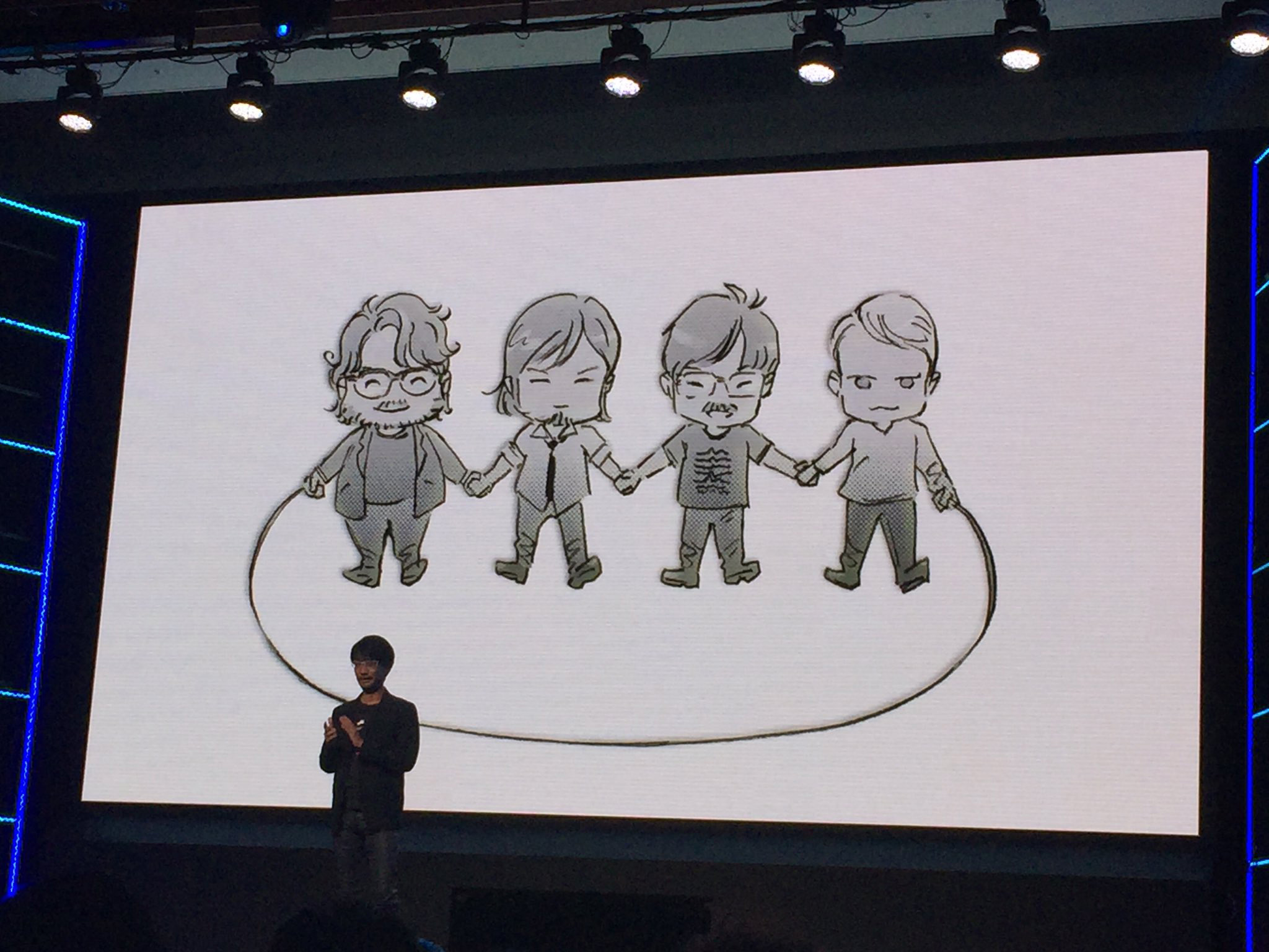 playstation-conference-japan-kojima-rope
