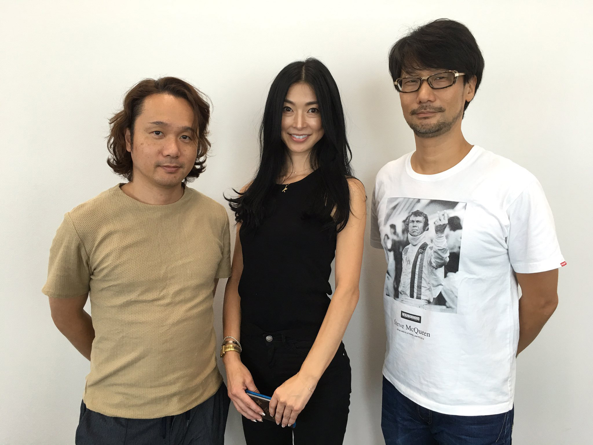 """Yoji Shinkawa & myself will do QA session at SIC stage 13:50 tomorrow with Yasuko Okajima as a facilitator."""