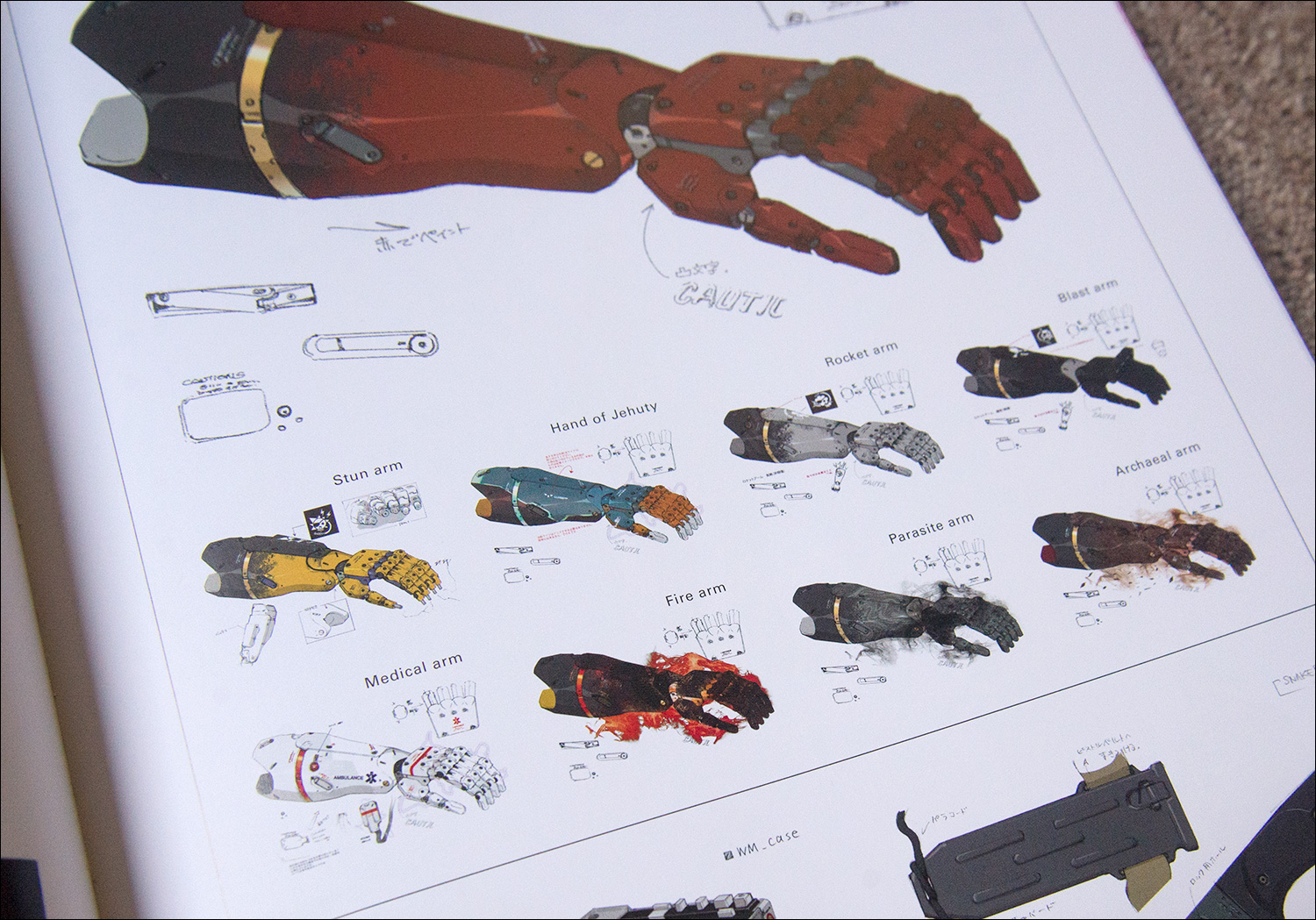 the-art-of-metal-gear-solid-v-limited-edition-bionic-arms