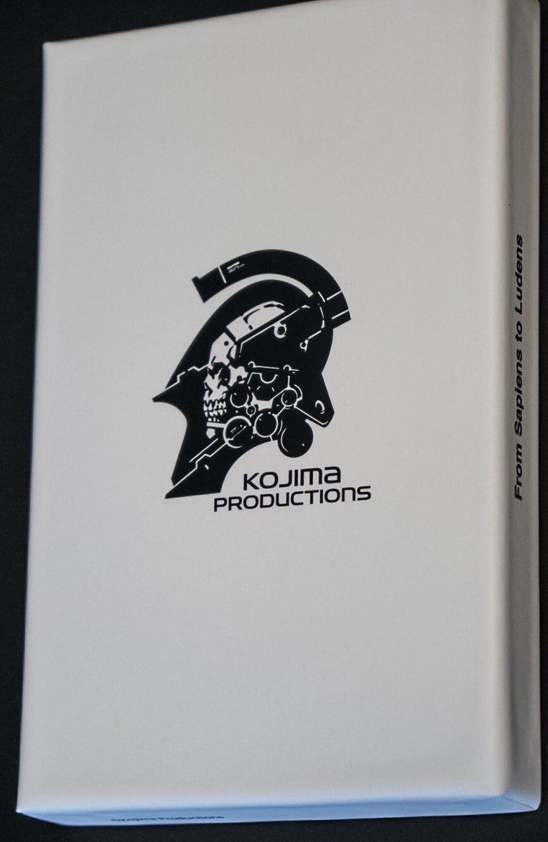 Check out these fancy Kojima Productions business card holders ...