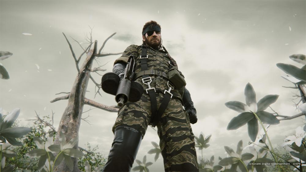 скачать игру Metal Gear Solid - фото 10