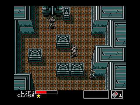 Metal Gear (Video Game 1987) - IMDb
