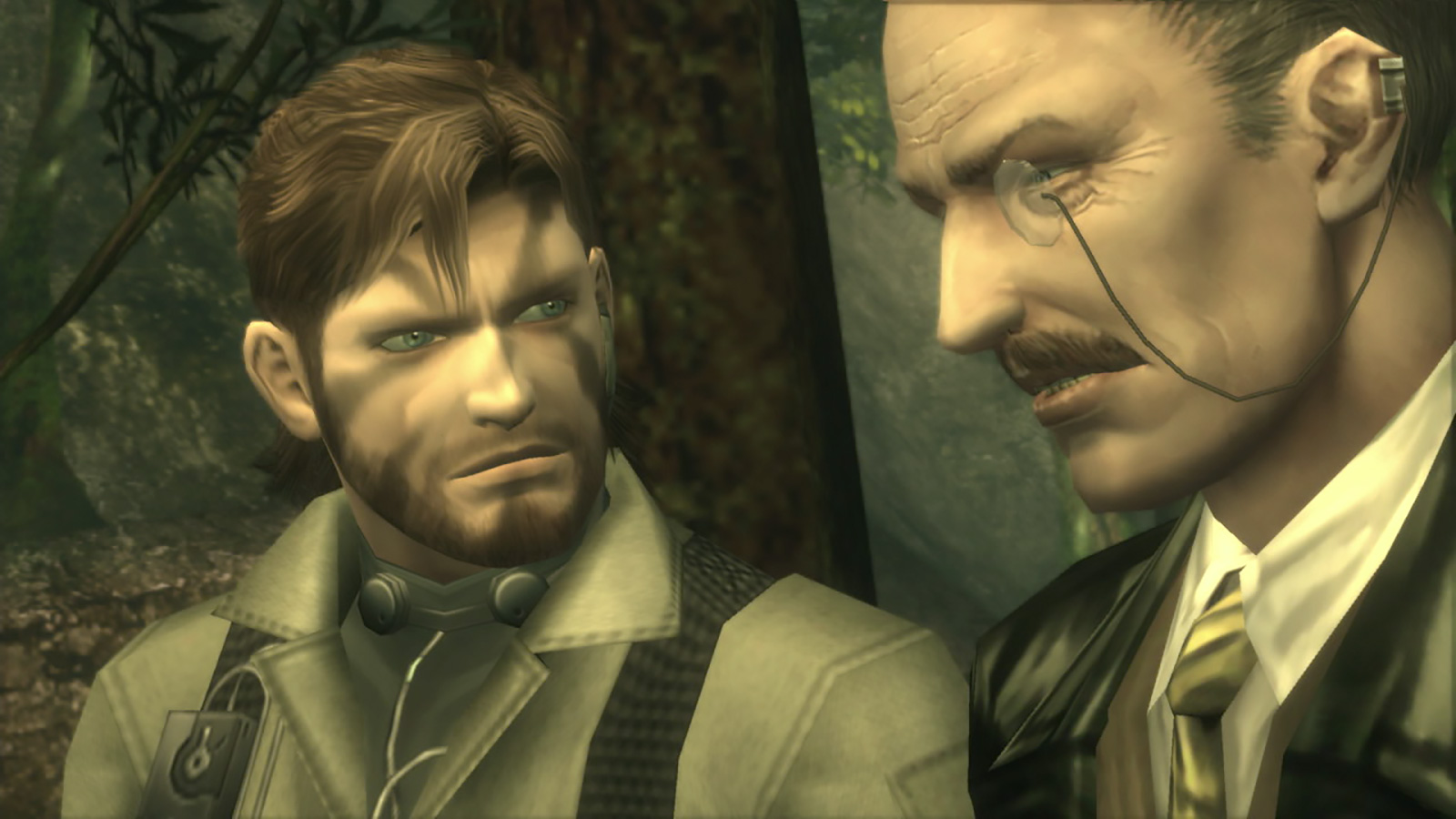 Metal Gear Solid 3: Snake Eater MGS3-NVidia-Shield-TV-Screen