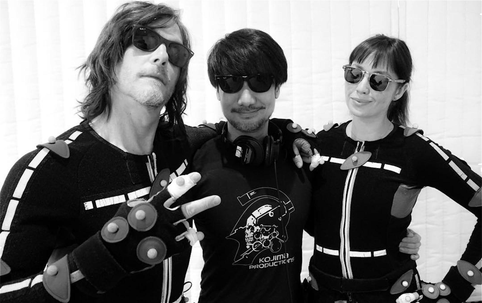 [Image: Norman-Reedus-Hideo-Kojima-Emily-O-Brien.jpg]