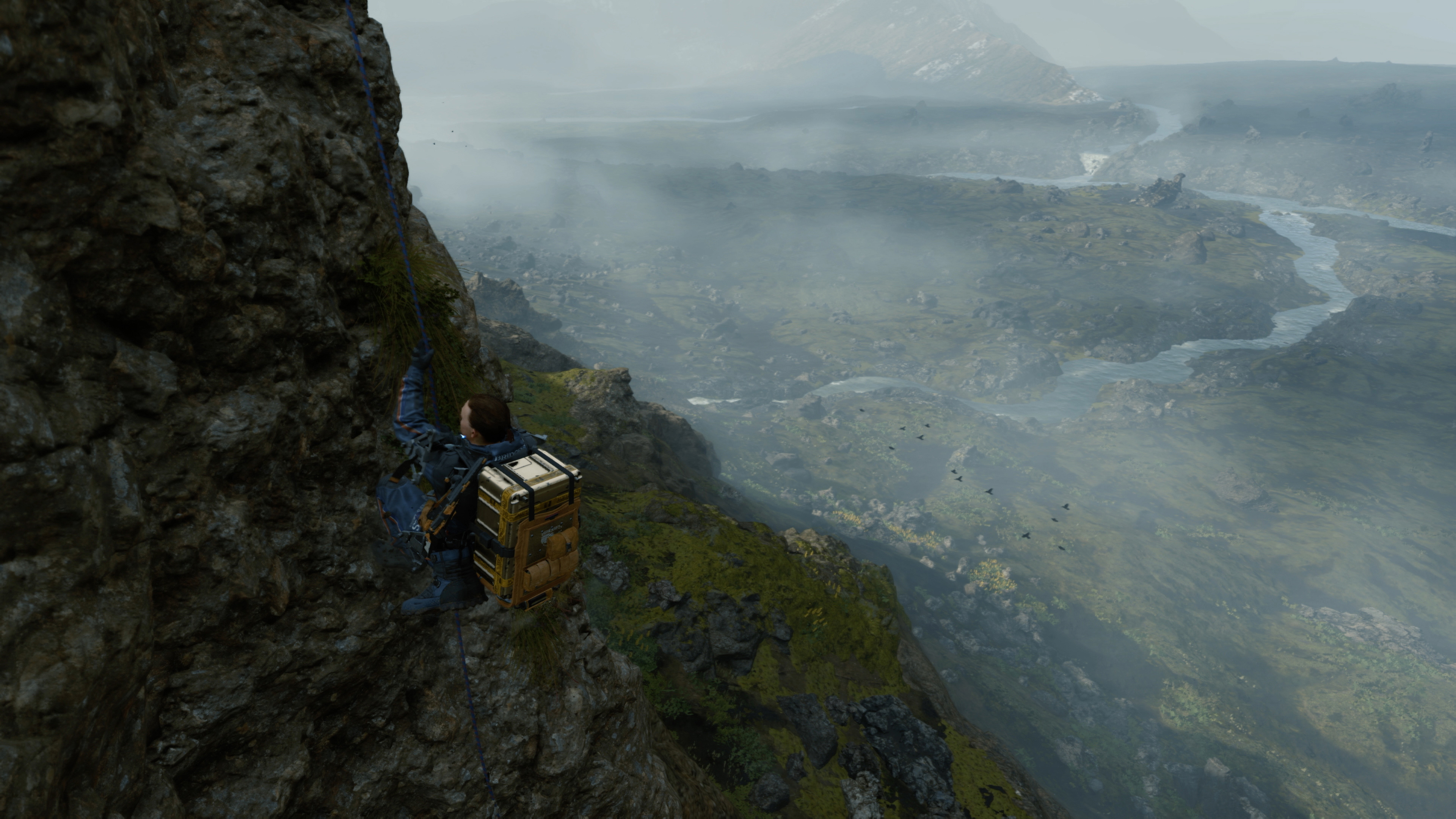 Here is the E3 2018 trailer for Death Stranding