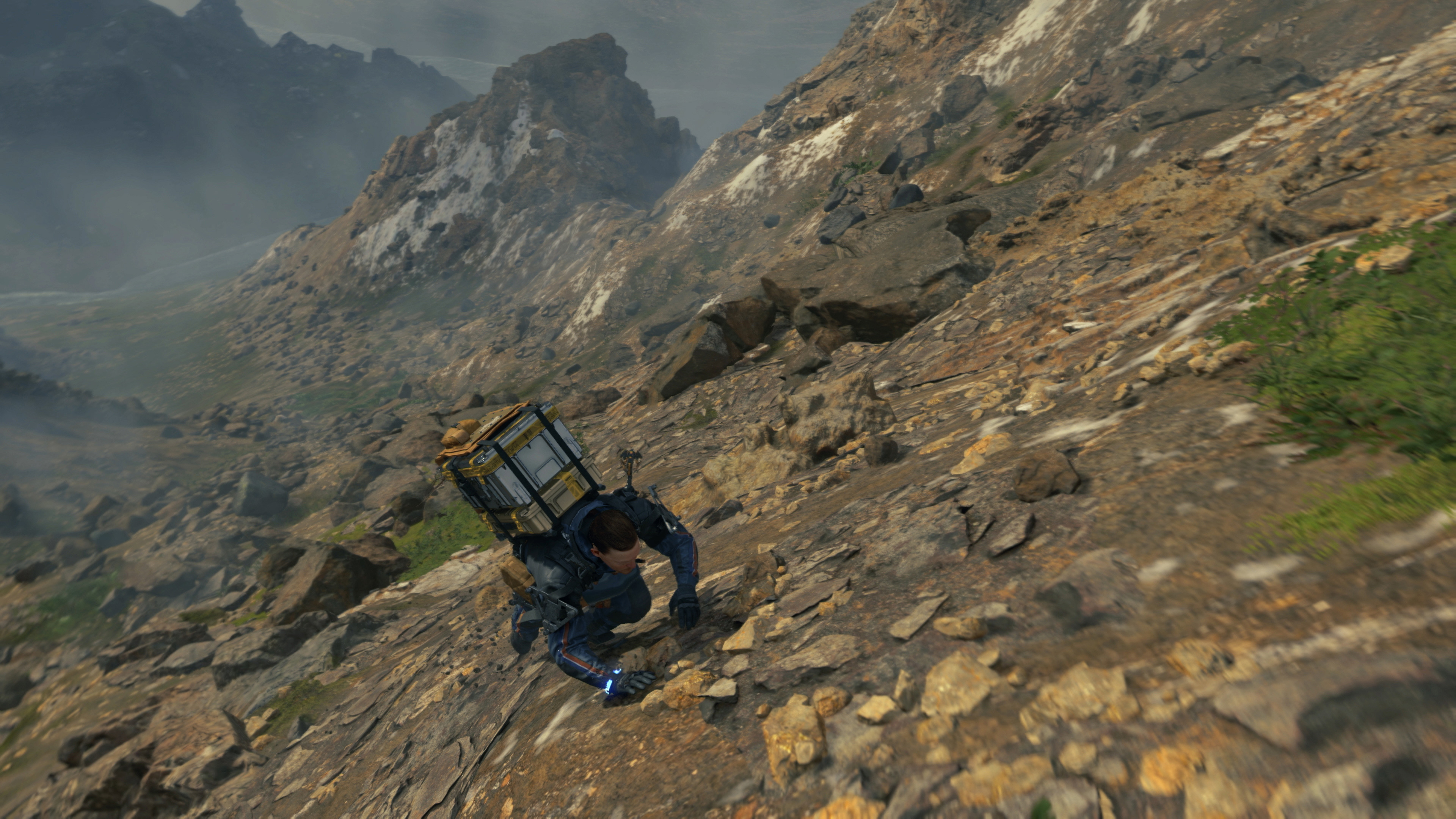 here is the e3 2018 trailer for death stranding  u2013 metal