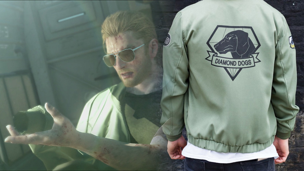 You Can Now Own Miller S Jacket From Mgsv Metal Gear Informer The modern, minimalist design of the miller jacket makes it the ideal choice for skiers who want to ski. jacket from mgsv metal gear informer