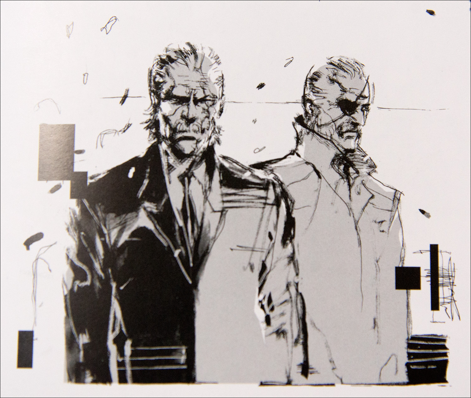 Close Up The Art Of Metal Gear Solid I Iv Metal Gear