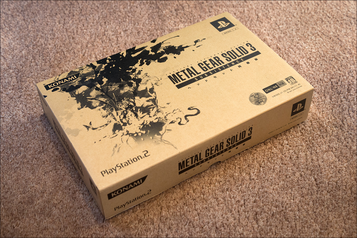 Metal-Gear-Solid-3-Subsistence-Premium-Package