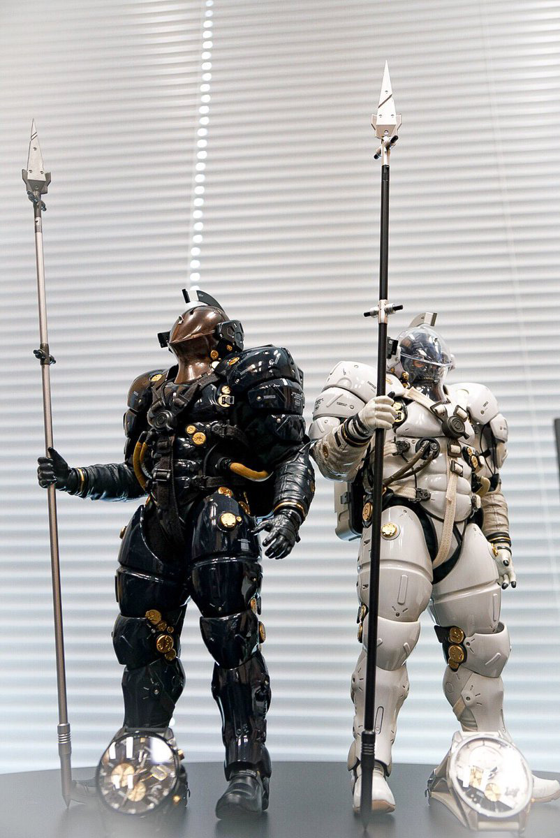 Black Ludens Figure Revealed Metal Gear Informer